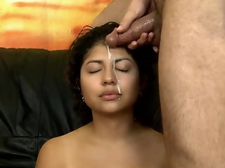 Cumshot , Indian , Sucking