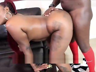 Ebony , Sucking