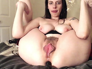 Anal , Hairy , Webcam