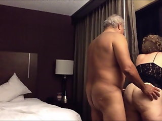 Amateur , Blonde , Doggy , Grannies