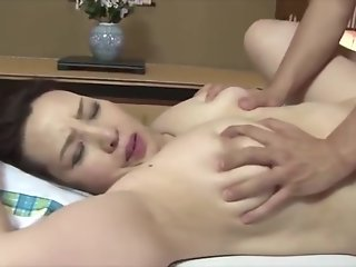 Big Tits , Japanese , Mom