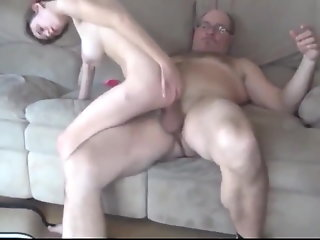 18 year old , Big Cock , Cumshot , Homemade