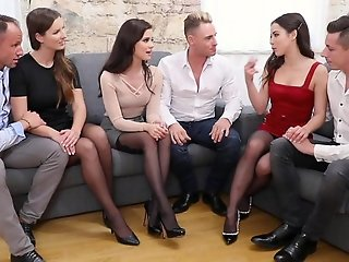 Group Sex , Swinger