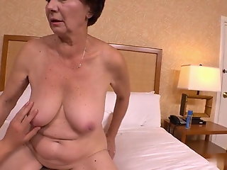 Facial , Grannies , Hairy , Homemade