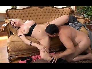 Big Cock , Blonde , Doggy , Sucking