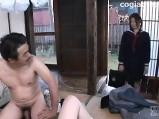 Creampie , Facial , Japanese , Mom
