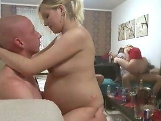 Amateur , Blonde , Mature , Pregnant
