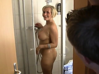 Anal , Blonde , Mature