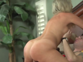 Blonde , Doggy , Group Sex , Mature