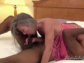 18 year old , Amateur , Creampie , Interracial