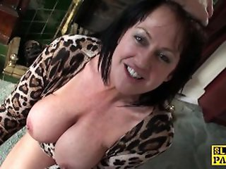 Creampie , Doggy , Euro , Mature
