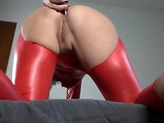 Amateur , Anal , Blonde , Latex