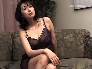18 year old , Cumshot , Japanese , Lingerie