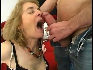 Anal , Grannies , Mature , Stocking