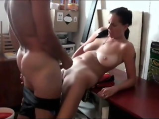 Cumshot , Daddie , Mom , Old Young