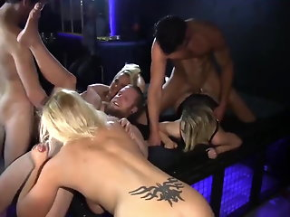 69 position , Anal , Creampie , Group Sex