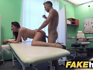 Big Cock , Cumshot , Doggy , Hospital