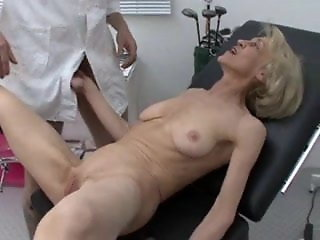 Anal , Grannies , Hospital , Mature